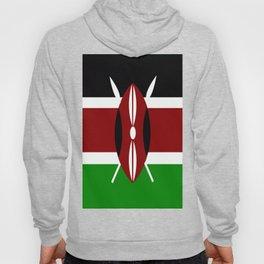 Flag of Kenya Hoody