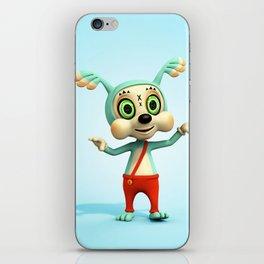 Tippolo iPhone Skin
