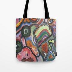 Crazy life Tote Bag