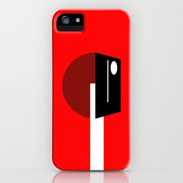 TELEV  IS  ON iPhone Case