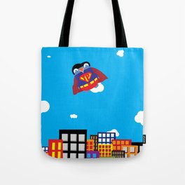 Pengwin that is Super Tote Bag
