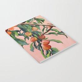 Foliage II / Peach Tree Notebook