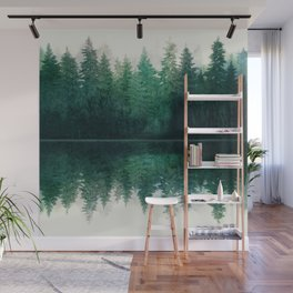 Reflection Wall Mural