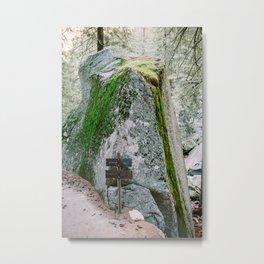 John Muir Trail - Yosemite Metal Print