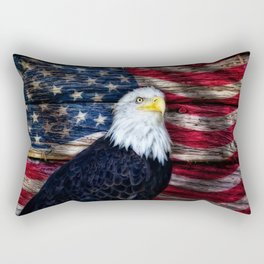 United We Stand Rectangular Pillow