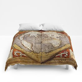Heart of the World Comforters