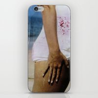 marylin monroe iPhone & iPod Skins featuring Marylin 2 by j.levent
