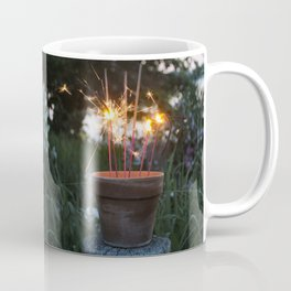 Let Your Creative Sparks Grow Coffee Mug