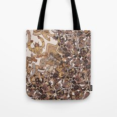 Robo Favorites Tote Bag