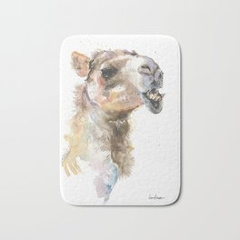 Moody Camel Bath Mat