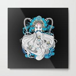 Dragon Lord Of china Metal Print