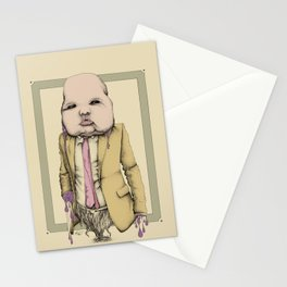 Yellow Jacket Stationery Cards