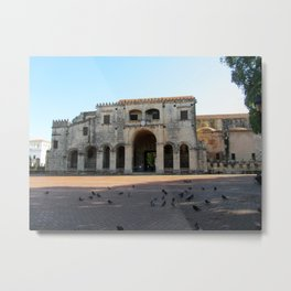 La Republica Dominicana Metal Print
