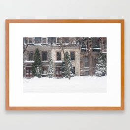 -20C Framed Art Print