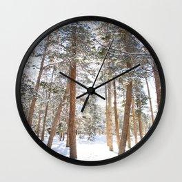 Narnia Wall Clock