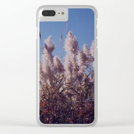 phagmites Clear iPhone Case