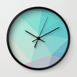 Geometric 01 Wall Clock
