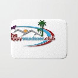 The Happy Wanderer Club Bath Mat