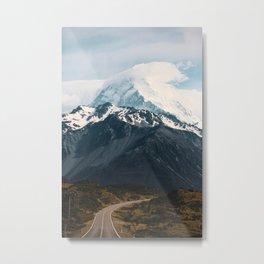 New Zealand II - Aoraki / Mt. Cook Metal Print