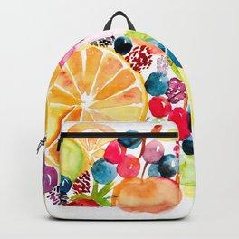 Cheerful Fruit Salad Backpack