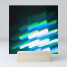 Electric Thoughts Mini Art Print