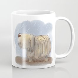In the rain Coffee Mug