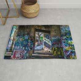 Graffiti Playground Rug