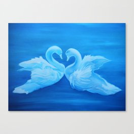 Spiritual Love Canvas Print