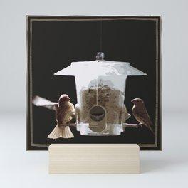 Petrie and Sid Mini Art Print