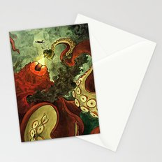 The Indrigan Beast Stationery Cards
