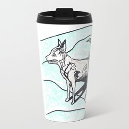 Nora dog Travel Mug
