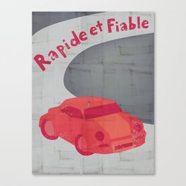Fast and Reliable Canvas Print
