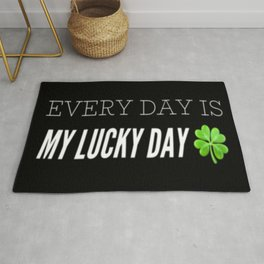 Just Another Lucky Day Rug