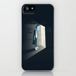 Late Snack iPhone Case
