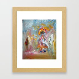 this is.. Me! Framed Art Print