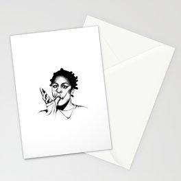 OITNB | Crazy Eyes Stationery Cards