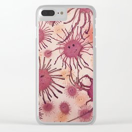 Spring is Here! Clear iPhone Case