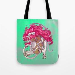Felicia - Pink Variant Tote Bag