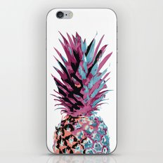 Pop Pineapple iPhone & iPod Skin
