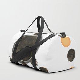 Solar Eclipse – Peace on Earth Duffle Bag