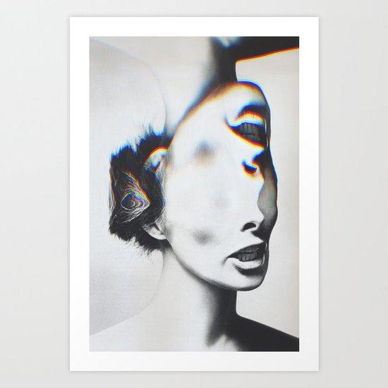 Bazaar #23 Art Print