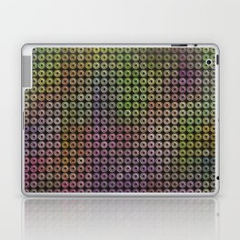 colored tiles Laptop & iPad Skin