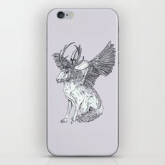 The Wolpertinger iPhone & iPod Skin