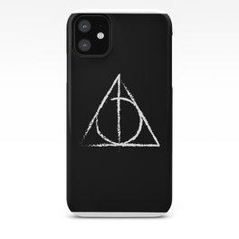 Master of Death II iPhone Case