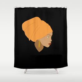 Etiopia Shower Curtain