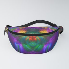 Mystical Envelopment Fanny Pack
