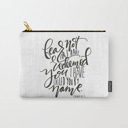 Called You By Name Carry-All Pouch