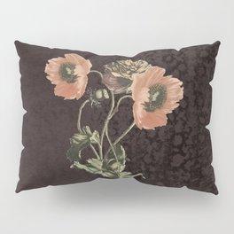 Promises in a poppy Pillow Sham
