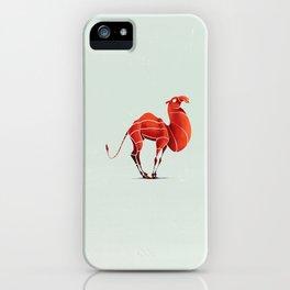 Camel iPhone Case