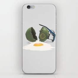 Eggsplosion iPhone Skin